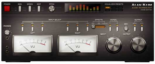Create an Amplifier Interface From Scratch in Photoshop