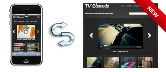 Video Elements mobile