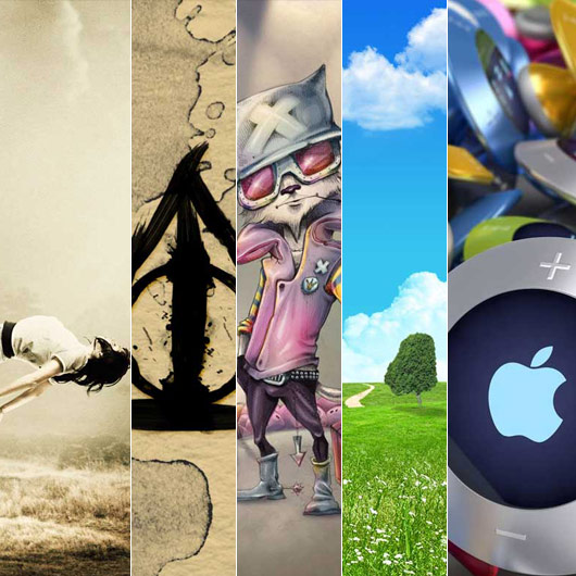Build Some Magnetism in Your iPhone 4S Using Beautiful Wallpapers