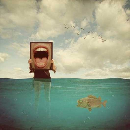 HOW TO CREATE A RETRO SURREAL PHOTO MANIPULATION USING PHOTOSHOP