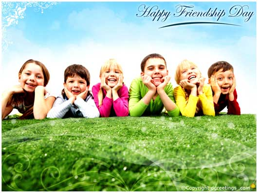 Observe Examples of True Friendship through Wallpapers