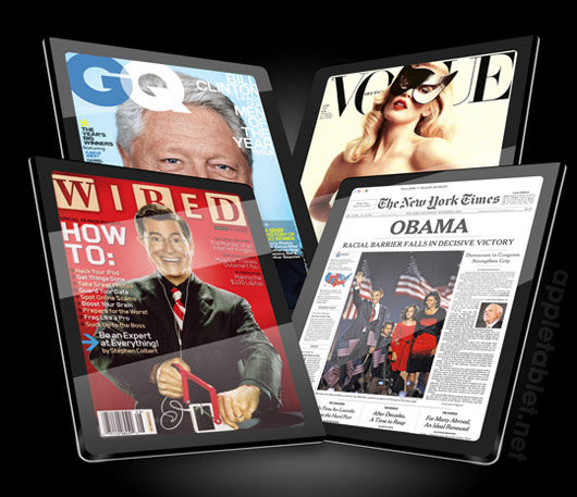 Online Magazines and Newspaper