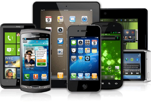 Touch Screen in Tablets and Smartphones