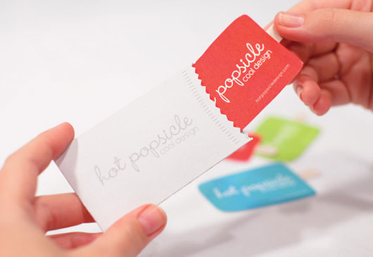 Use your Skills to Compile a Business Card