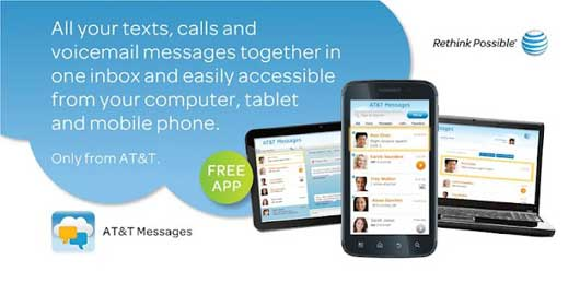 AT&T Messages