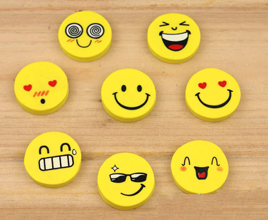 Accept Feedback with Smiling Face