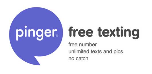 Pinger Free Text + SMS