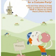 Download Unique Halloween Flyer Templates