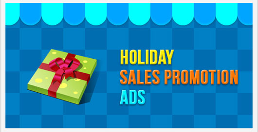 Holiday Sales Promotion ADs