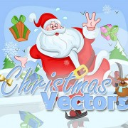 Over 500 Colorful Christmas Illustrations - only $17!