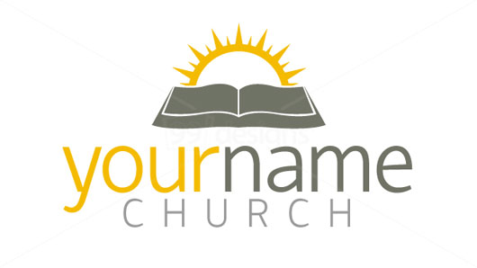 Church Sunrise Logo
