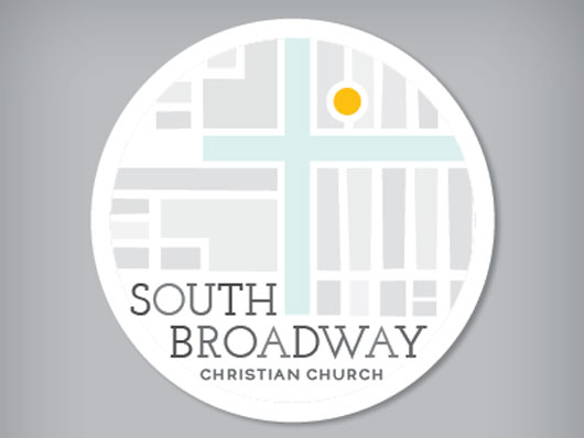 South Broadway logo design