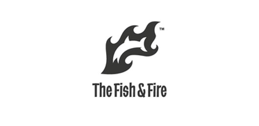 Fire And a Fish.