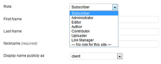 WordPress Roles and Capabilities: Functions of Note