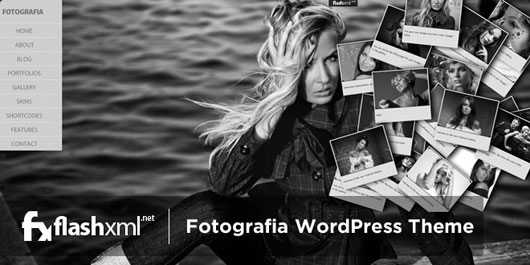 Fotografia WP Theme