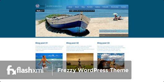 Frezzy-WP-Theme