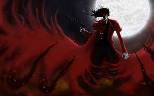 Alucard + Hellsing + Level Two
