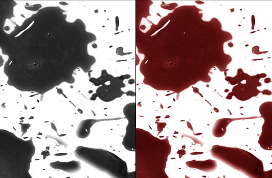 Creating a Blood Effect