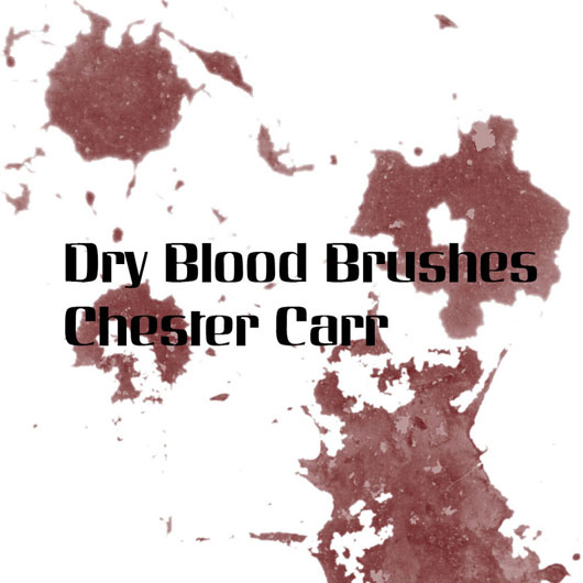 Dry-Blood-Brushes