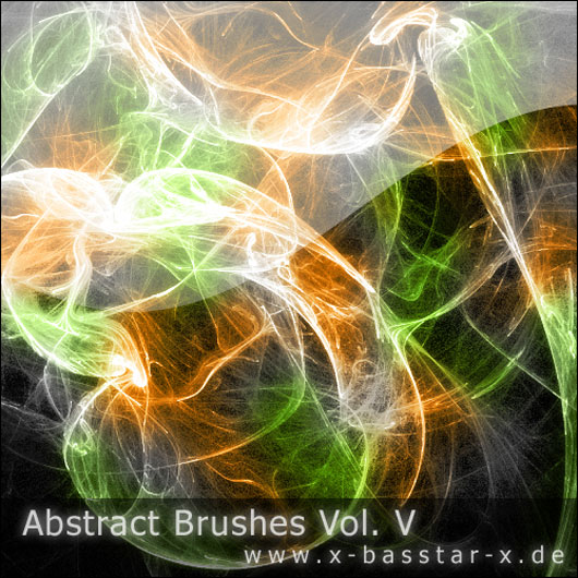 Abstract Brushes vol. 5 - 10x