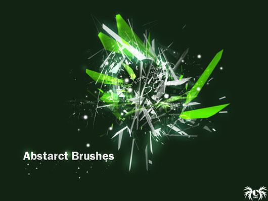 Abstracts brushes
