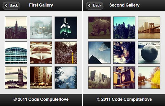 Awesome Image Gallery for Mobile Devices - PhotoSwipe Responsive Plugin