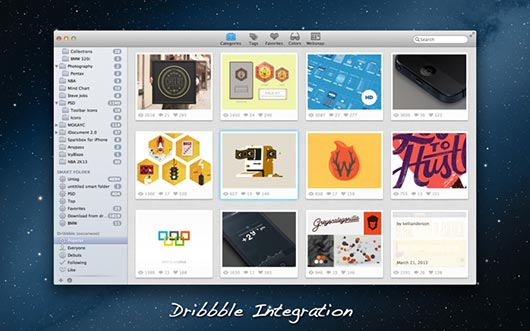 Capture and Manage Photos for your Design - Sparkbox Mac App