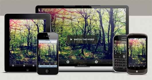 PHOTO SWIPE IMAGE GALLERY FOR MOBILES