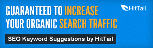 SEO Keyword Suggestions by HitTail