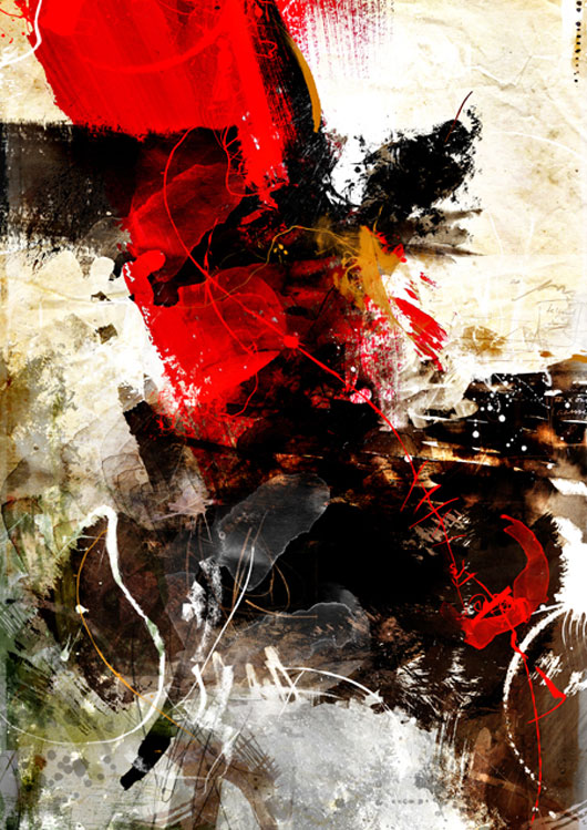 digital abstracts