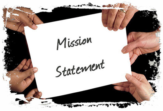 Have a clear mission statement