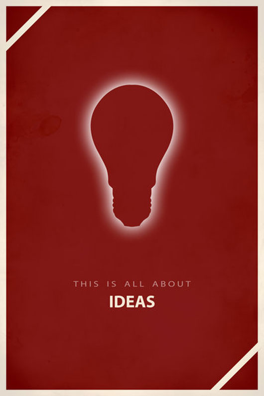 Amazing Minimal Print Ads with complete Message