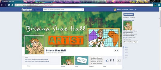 2013 Facebook Page Cover Photo & Profile Picture