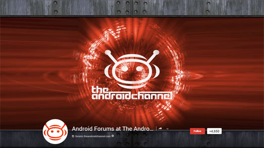 Android Forums at The Android Channel