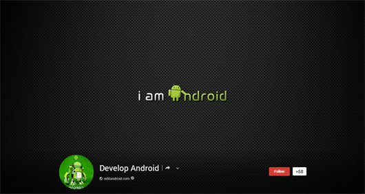 Develop Android