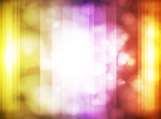 Free Colorful glow background vector