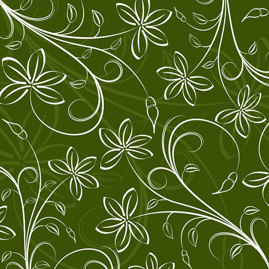 Free Floral Pattern Background Vector Graphic Art