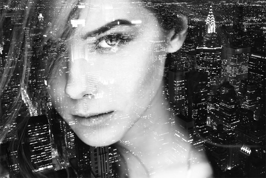 How to Create Double Exposure Photographs in Photoshop