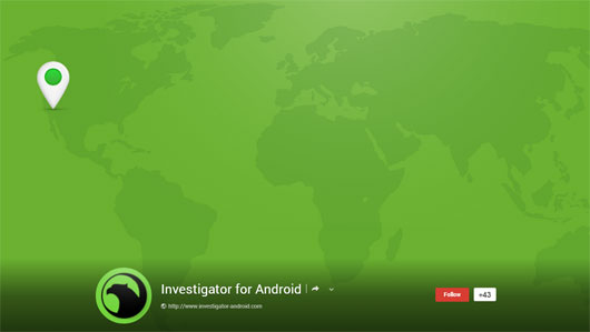 Investigator for Android