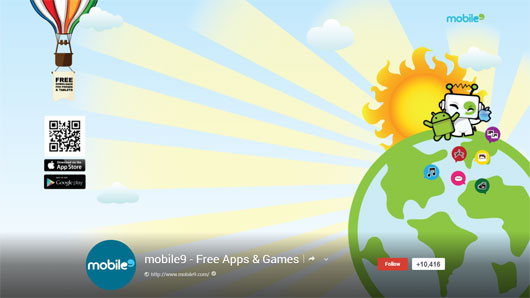 Mobile9 - Free Apps & Games