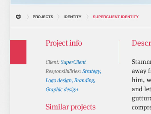 EA - Project page