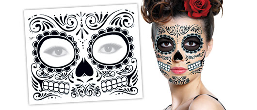 Day of the Dead Black