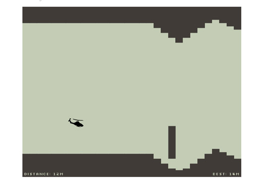 HTML5 Helicopter