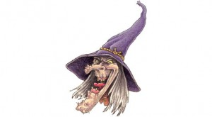Hagged Witch