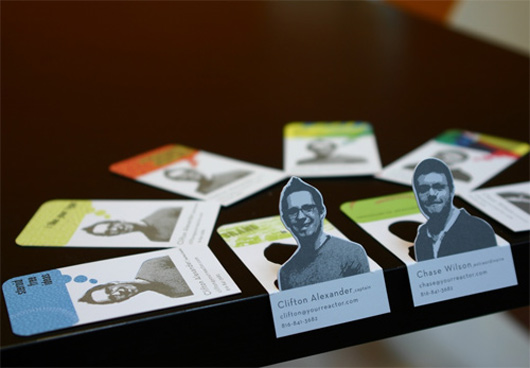 REACTOR Business Cards