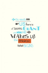inspirational quotes typography