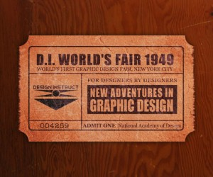 Create a Realistic Vintage Ticket Stub in Photoshop