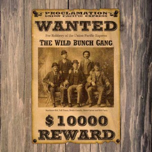 """Create a Wild Western """"Wanted"""" Poster in Photoshop"""