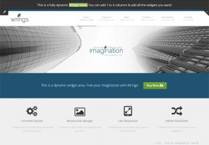 Wrings Fully Responsive Corporate Template
