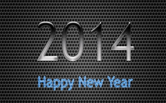 Beautiful Greetings For New Year 2014